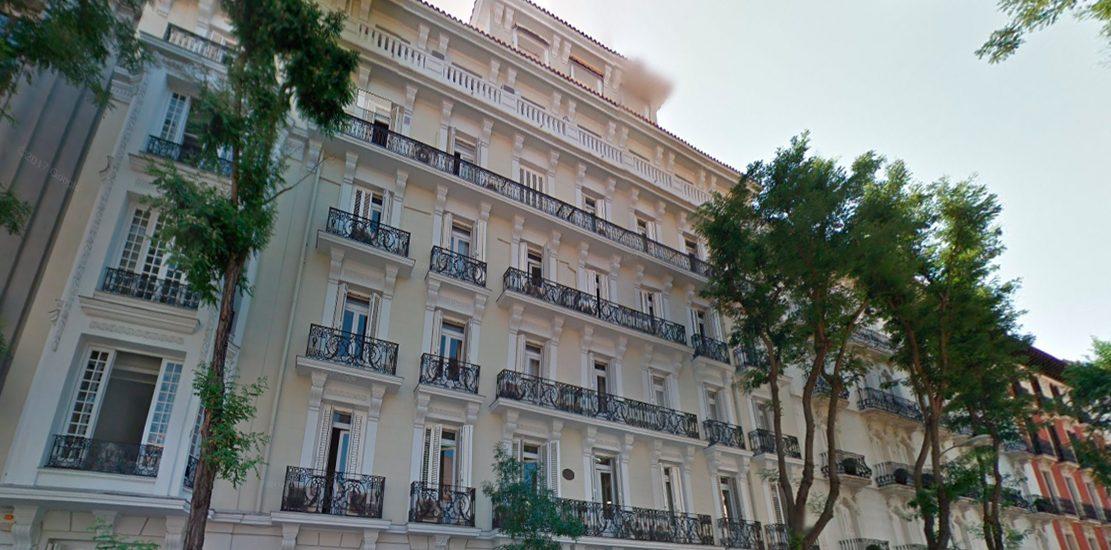 Oficina Monte Esquinza Street View